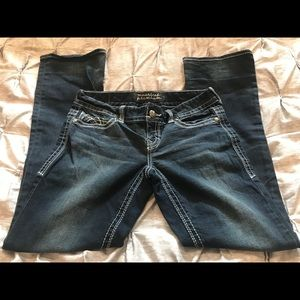 Maurices Premium jeans blinged out